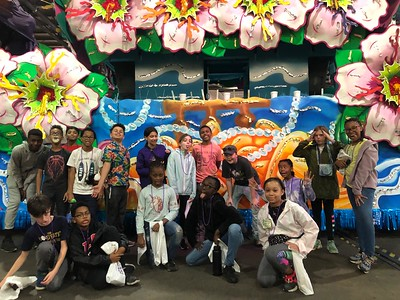 New Orleans History, Culture & Service - Grades 5-6