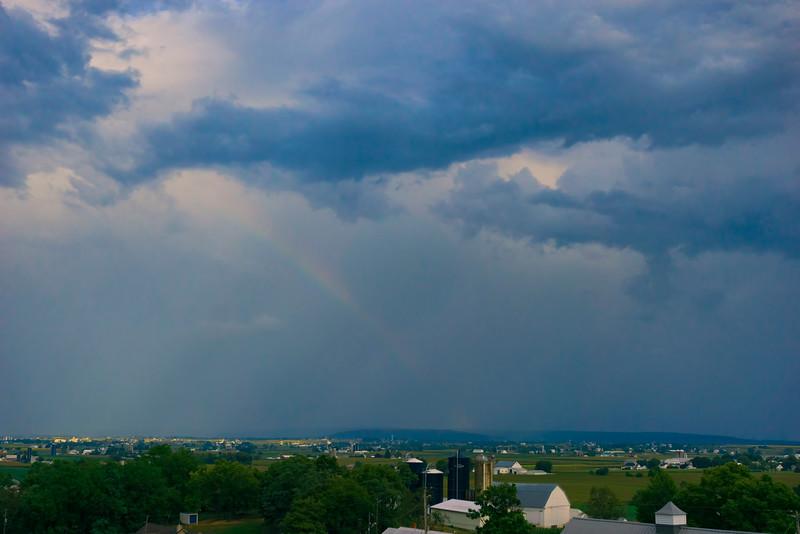rainbow - over New Holland from Farmersville (p).jpg