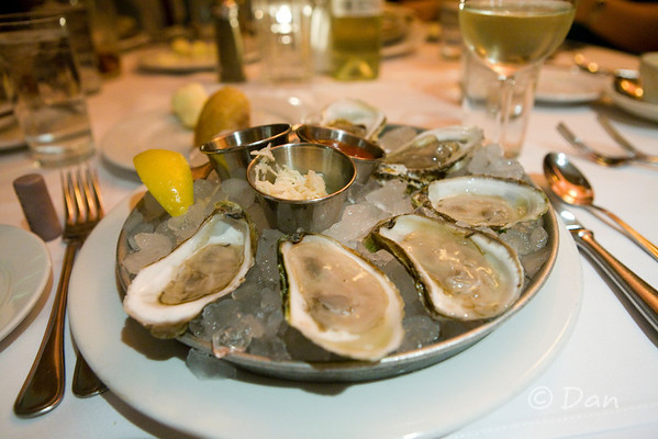 Ocean Ave. Seafood - Santa Monica
