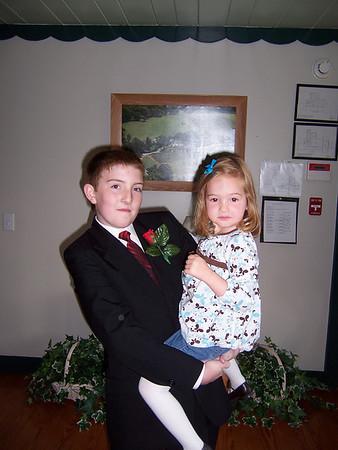 October 2008 - Jenny & Steven's Wedding