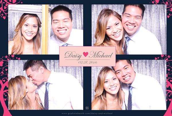 Daisy and Michael's Wedding
