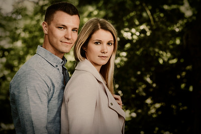 Robyn and Ben's Pre-Wedding Shoot