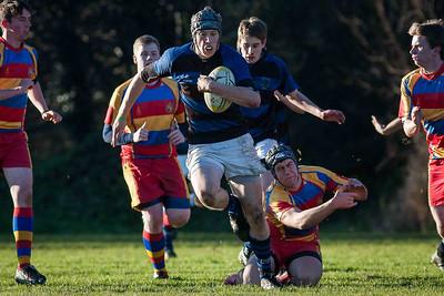 Mount Temple vs St. Fintan's Leinster McMullen Senior Cup