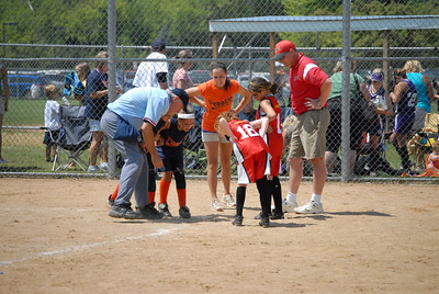 Maple Grove Storm 10U Girls Fastpitch, Nationals in White Bear Lake Minnesota 2009