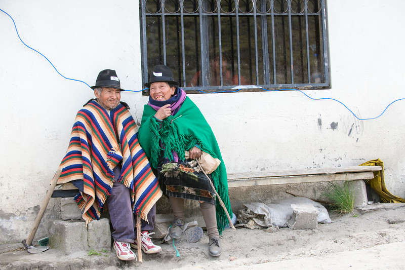 Tingo Pucara', Guangaje, Ecuador
