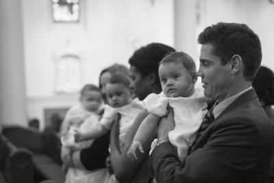 Julia Paige Baptism