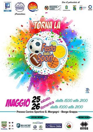 Festa dello Sport di Borgo Grappa 2019