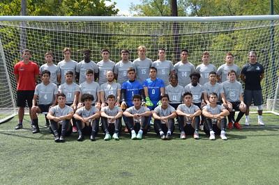 2021-2022 Men's Soccer