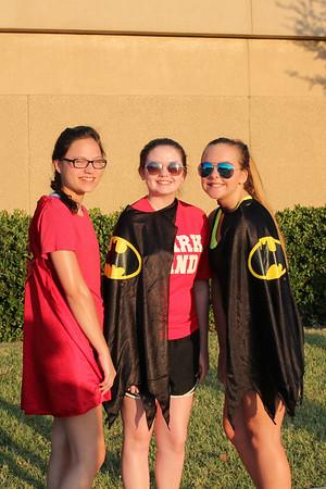 Spirit Week - Super Hero Day