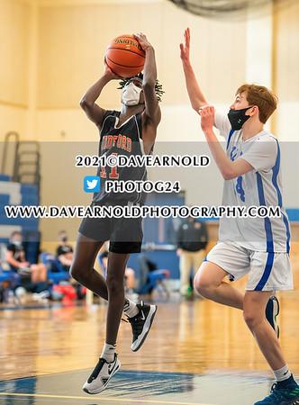 2/25/2021 - Boys Freshman Basketball - Biddeford vs Kennebunk
