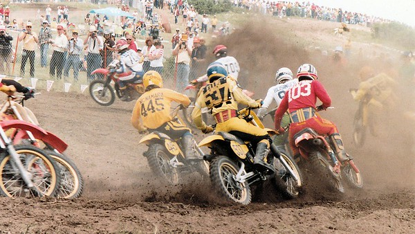 1981 Castle Rock, Colorado 500cc National