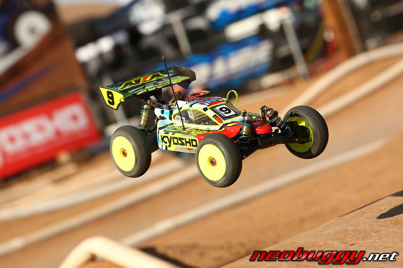2010 Dirt Nitro Challenge - Buggy Qualifying
