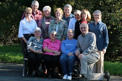 TVCS Class of 1959 - Oct. 8, 2011