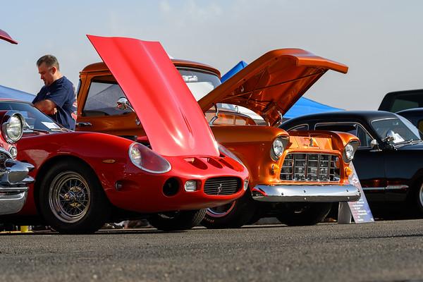 2020 November Desert Harvest Car Show