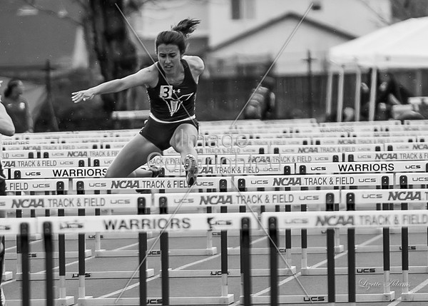 3-3-2018 KIM DUYST INVITATIONAL - Track & Field(B&W)