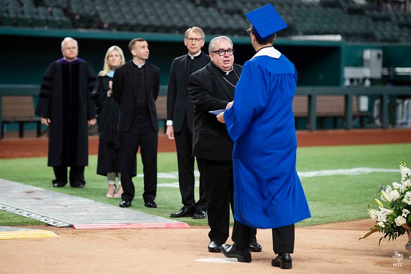 Nolan Baccalaureate Mass and Graduation, 2021