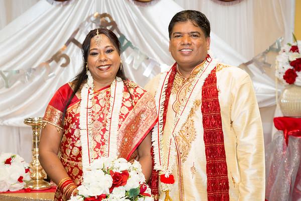 Rita & Vincent 25th Wedding Anniversary