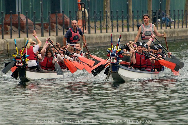 BACK UP DRAGONS BOAT RACE 2014