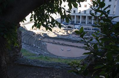 Teatro Romano (100 AD)