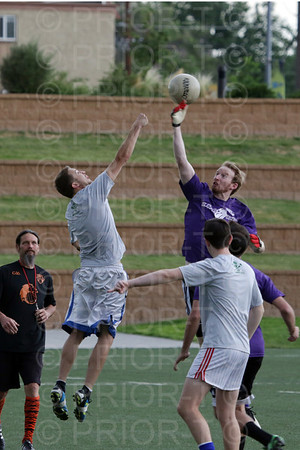 June 28, 2013 Gaelic Footbal Pub League All Teams Friday
