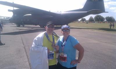 USAF Marathon Sept 17, 2011