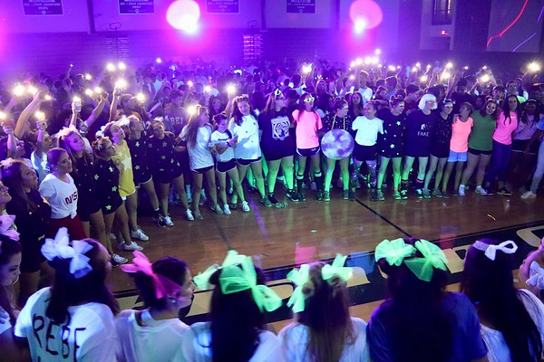 Back to School Pep Rally & Dance