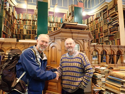 Leakey's Bookshop - Inverness