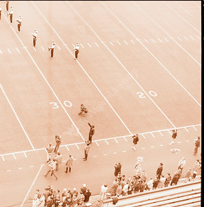 Athletics Game November '70