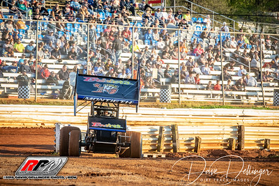 Lincoln Speedway - 4/20/19 - Dave Dellinger