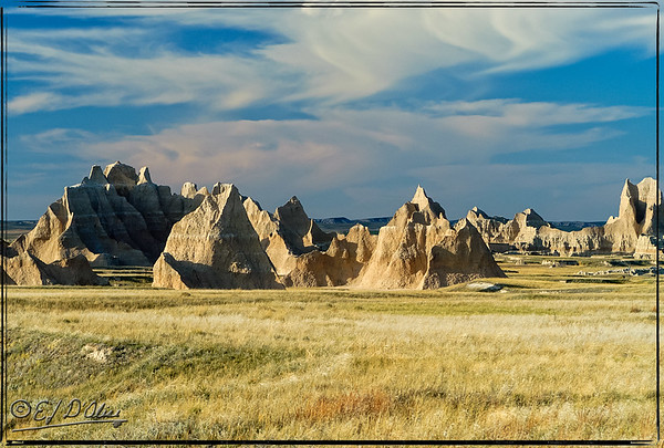 The Badlands - OCT 2004