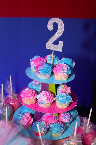 Demi's 2nd Birthday