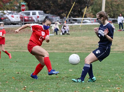 LTS M.S. Girls Soccer vs MEMS photos by Gary Baker