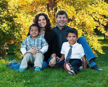 Harold's Family