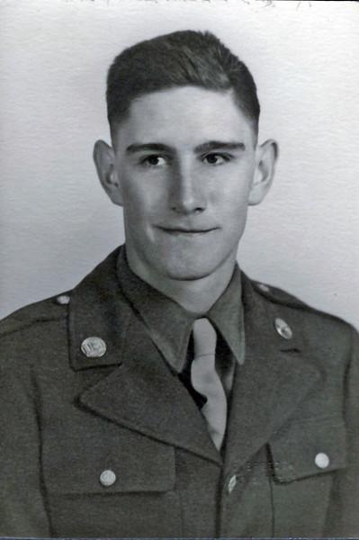 PFC Frank Clark, US Army