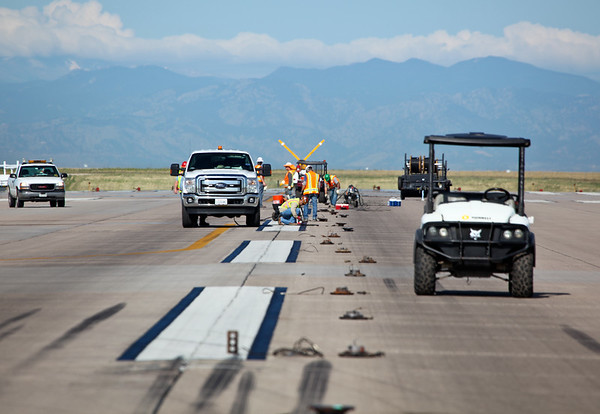 Runway 8-26 Improvements