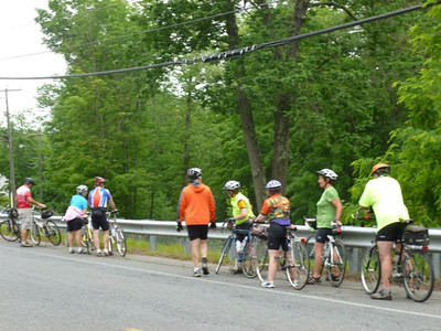 June 9 Saturday (Trad. Ride)