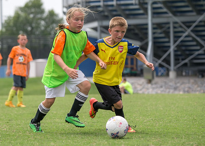 Coach Hennessy's Soccer Day Camp  6-23-15