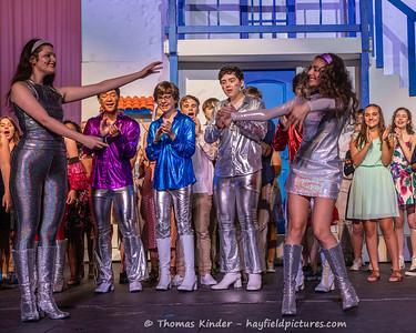 Mamma Mia! Dress Rehearsal 7/16/19