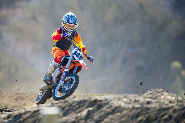 Motocross- Mark Chaves