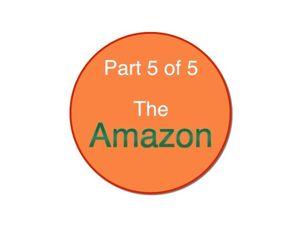 This video is about SA - Pt 5  of 5 - Amazon