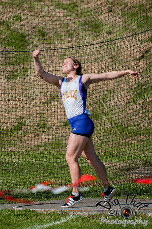 LSHS - Track & Field - Stanwood Invite 5/8/2015