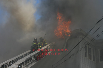 Chelsea, MA - 2nd Alarm, 80 Willow St, 3-17-08