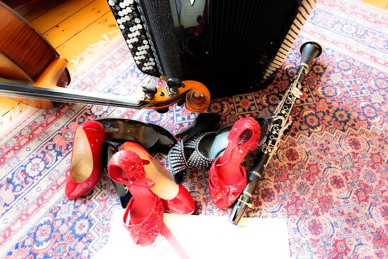 Tango Catz band, Copenhagen, 2014
