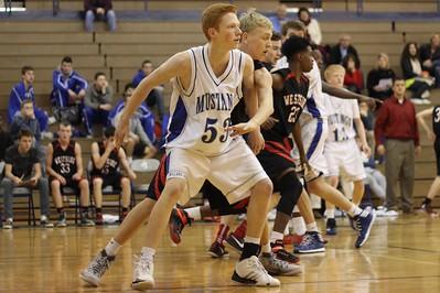 Game #19 Reserve Boys v Omaha Westside