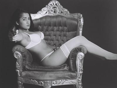 Miezi Bond Girl