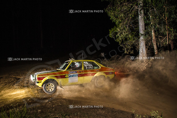 2017 Narooma Forest Rally