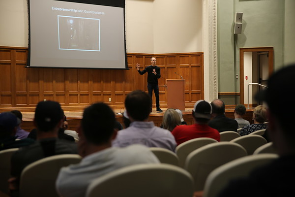 Garrison Lectureship - Jim McKelvey