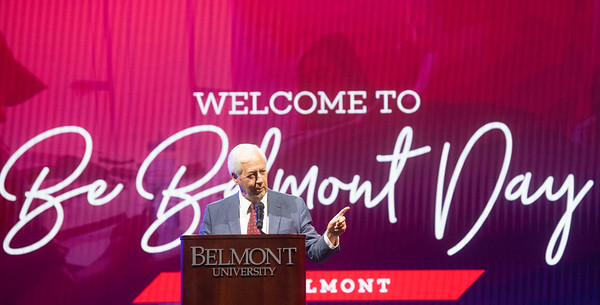 Be Belmont Day