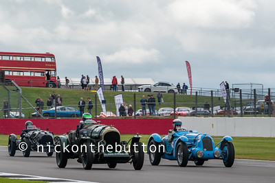 Silverstone Classic.  31st July - 1st August 2021