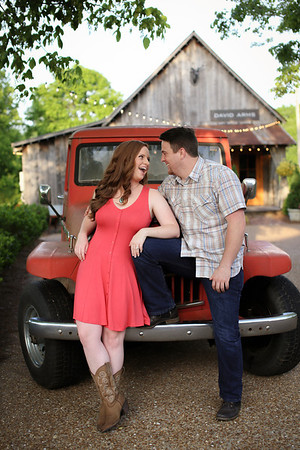 Blake and Ashlyn's Engagement Photos
